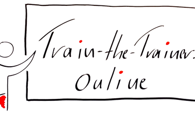 "Neues Onlinekurs-Angebot ""Train the Trainer""."